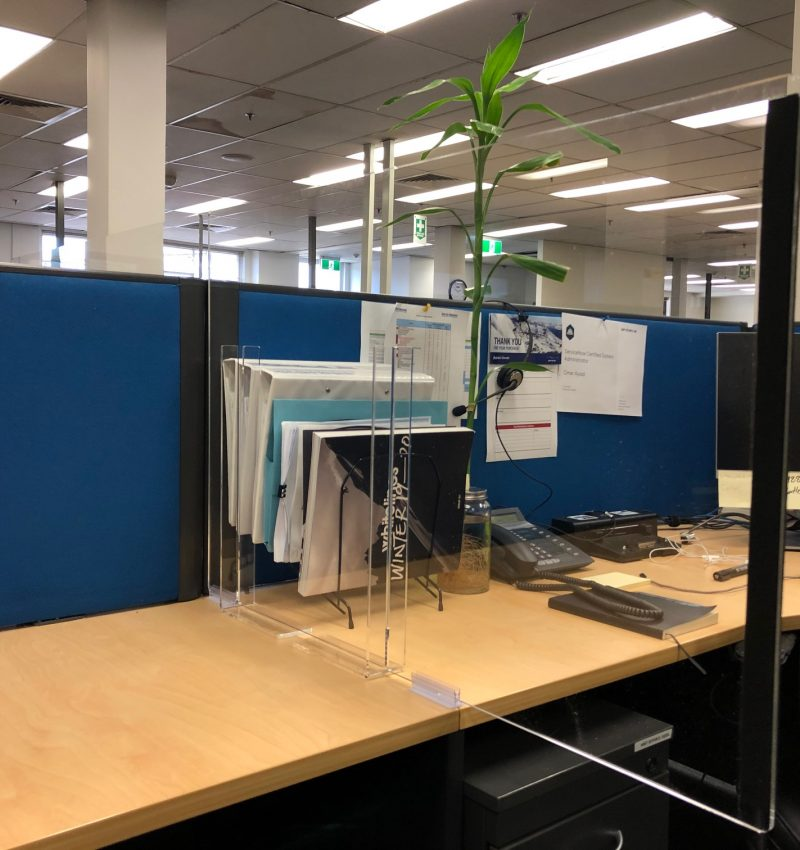 HarveyNorman_Deskdivider Extension Screens